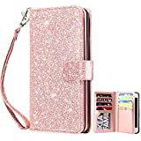 Dailylux iPhone Se Coque,Coque iPhone 5S, Housse Étui iPhone 5S/Se/5 Wallet Case PU...