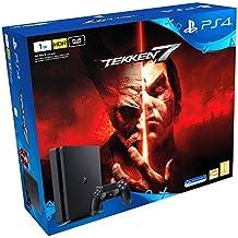 PlayStation 4 (PS4) - Consola de 1 TB + Tekken 7 [Bundle]