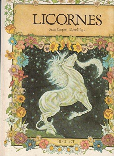 Licornes par Gaston Compère