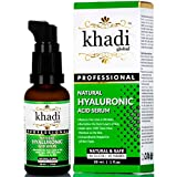 Khadi Global Natural Hyaluronic Serum 30ml Best Face Serum for Both Men