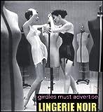 A Girdle Must Advertise (Lingerie Noir Book 3)