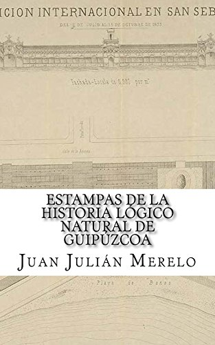 Estampas de la Historia Lógico Natural de Guipúzcoa por Juan Julián Merelo