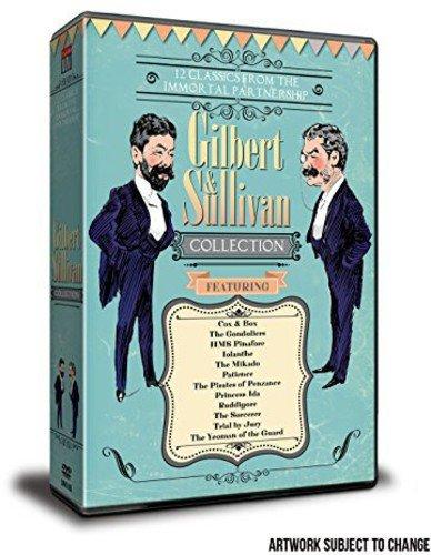Gilbert And Sullivan Collection [11 DVD box set] [UK Import]
