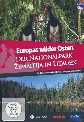 Der Nationalpark Zemaitija in Litauen