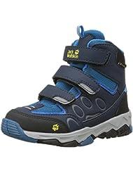 Jack Wolfskin Mtn Attack 2 Texapore Mid Vc K, Chaussures de Randonnée Basses Mixte Enfant