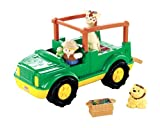 Mattel W1711 - Fisher-Price Safari Truck, Auto