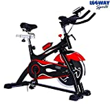 National Bodyline Spin Bike NB-S3 Spine Fitness Equipment Exercise Cycle for Indoor Home