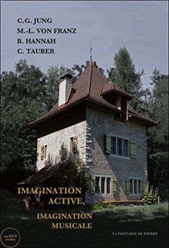 Imagination active, imagination musicale - Livre + DVD par Carl Gustav Jung