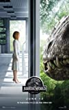 JURASSIC WORLD – US Imported Movie Wall Poster Print - 30CM X 43CM Brand New Jurassic Park 4