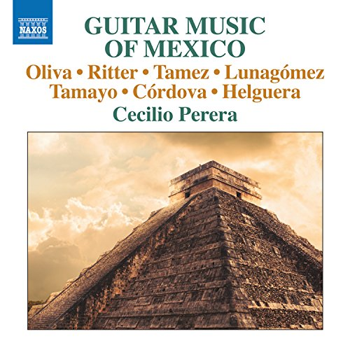 Gitarrenmusik aus Mexiko