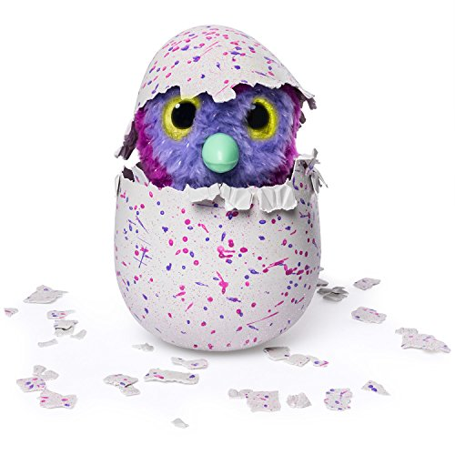 Hatchimals - Penguala Brillo Magic (Bizak 61921920)