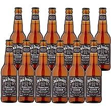 Jack Daniels Tennessee Cider 33 CL (12 Unidades)