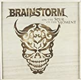 Brainstorm: On the Spur of the Moment (Limited Holzbox inkl. Flagge) (Audio CD)