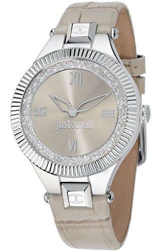 Just Cavalli de Mujer Reloj De Pulsera Indie analógico de cuarzo piel r7251215505