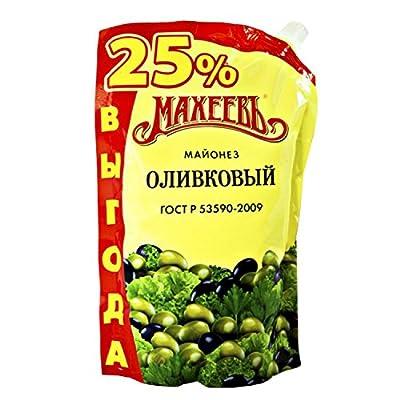 Russische Salatmayonnaise mit Olivengeschmack