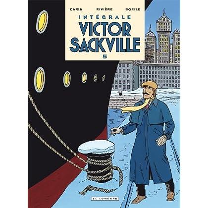 Intégrale Victor Sackville - tome 5 - Intégrale Victor Sackville 5