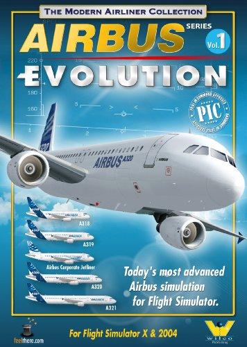 airbus-evolution-volume-1-add-on-pour-microsoft-flight-simulator-x-2004-import-anglais