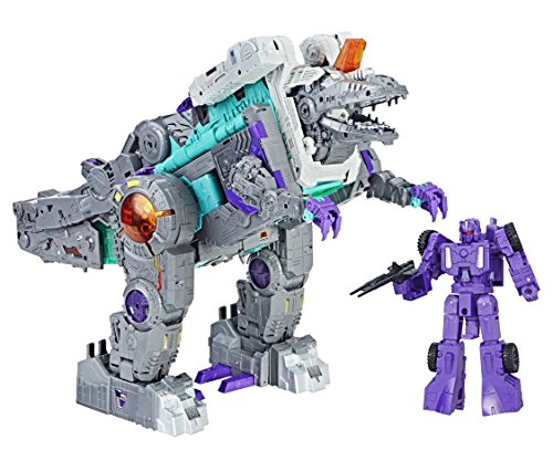 Transformers - Figura de acción Trypticon...