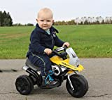 Jamara - Ride-on E-Trike Racer gelb