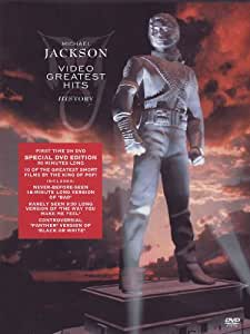 Michael Jackson: Video Greatest Hits - History [DVD] [2001]
