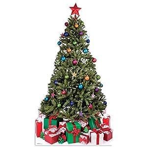 Star cutouts pappaufsteller von weihnachtsbaum spielzeug - Amazon weihnachtsbaum ...