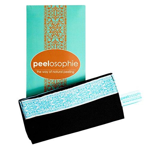 Carenesse PEELOSOPHIE Peelinghandschuh für den Mann, für Körper und Gesichts nach uralter orientalischer Tradition