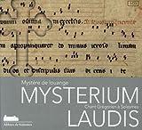 Mysterium laudis - mystere de louange anthologie