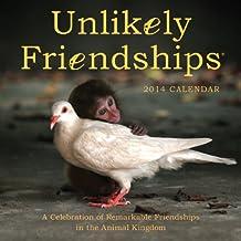 Unlikely Friendships 2014 Mini Calendar