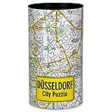 Extragifts City Puzzle Düsseldorf