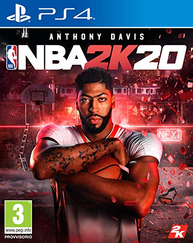 Nba 2K20 (Standard Plus Edition) - Day-One - PlayStation 4