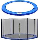 Sicherheitsnetz Ersatznetz Trampolinnetz für Trampolin 300 bis 305cm