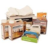 Faxe Pflegebox mit Pflegeöl Plus natur für natur geölte Holzböden