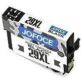 Jofoce 29XL Patronen für EPSON 29 29XL Druckerpatrone, Kompatibel mit Epson Expression Home XP-245 XP-342 XP-442 XP-235 XP-432 XP-332 XP-335 XP-435 XP-247 XP-445 XP-345 Vergleich