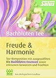 Salus Bachblüten Tee Freude und Harmonie Bio 15 FB, 2er Pack (2 x 30 g)