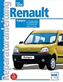 Renault Kangoo Baujahre 1997 bis 2001: 1.1- und 1.4-Liter-Benzinmotor / 1.9-Liter-Dieselmotor, auch dTi (Reparaturanleitungen)