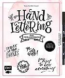 Handlettering - Das Vorlagenbuch - Mit original Tombow ABT Dual Brush Pen: Sprüche, Alphabete und mehr zum Nachzeichnen und Abpausen