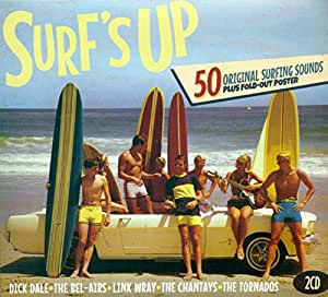 Surf's Up-50 Original Surfing Sounds