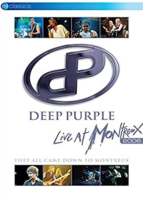 Deep Purple: They All Came Down To Montreux [DVD]
