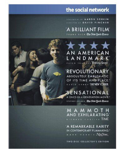 Click for larger image of The Social Network [DVD] [2010] [Region 1] [US Import] [NTSC]