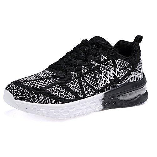 Nike Air Max Axis Herren Sneakers Lauf Schuhe Rot Weiß Sport Gr 40 45 AA2146 600