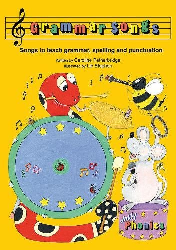 Grammar Songs: in Precursive Letters (BE)