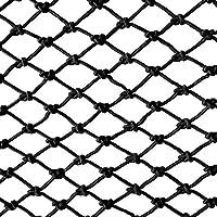 Chemical Fiber Stair Railing Net Protection Netting For Balcony Rope Net Pet Fence Net Child Safety Net Climbing Net Anti-fall Net, Railing Safety Net Balcony Safety Net Protection Net Hanging Net Nyl