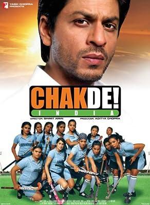 Chak De India (2007) - Shah Rukh Khan - Bollywood - Indian Cinema - Hindi Film