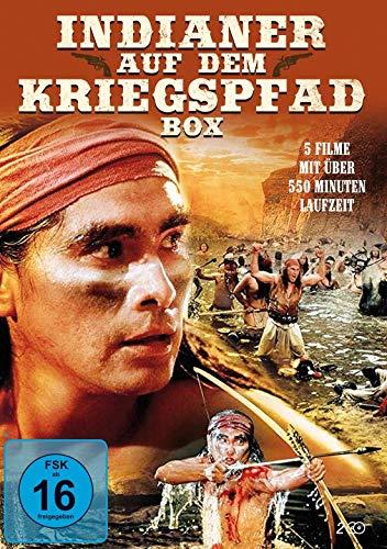Indianer auf dem Kriegspfad Box [2 DVDs]