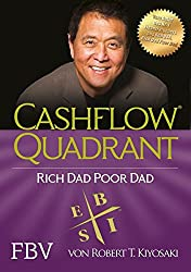 Der Cashflow Quadrant von Rpbert T. Kiyosaki.