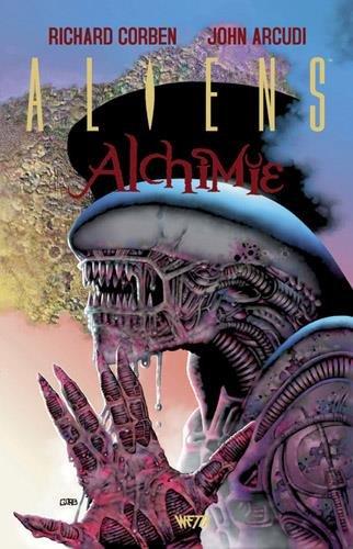 Aliens Alchimie - Ed. Dry par John Arcudi