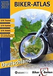 Biker-Atlas Deutschland 2010/2011