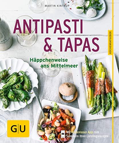 Aubergine Italienisch (Antipasti & Tapas: Häppchenweise ans Mittelmeer (GU KüchenRatgeber))