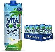 Vita Coco Eau De Coco Pur, Naturellement Hydratante, Remplie D'électrolytes, Sans Gluten, Plein De Vitamin