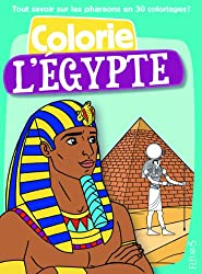 Colorie L'Egypte